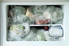 冷冻机 免版税库存照片