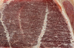 冷冻肉 免版税库存图片