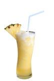 冷冻菠萝汁 免版税库存图片