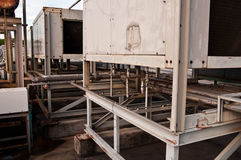 冷凝器 图库摄影