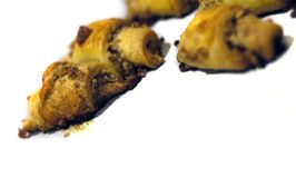 冷却意大利人的曲奇饼 免版税库存照片