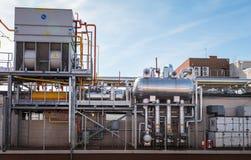 冷却系统 免版税库存图片
