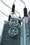 冷却风扇变压器 库存照片