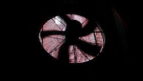 冷却风扇通风设备 影视素材