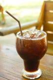 冷咖啡饮料 免版税库存图片