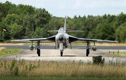 冷战时代战斗机 库存图片
