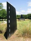 冷战纪念碑,爱国者` s点, MP, SC 免版税库存图片