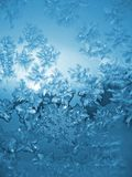 冷淡的自然模式 库存照片