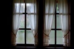 冷淡的视窗 免版税库存图片