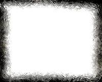 冷淡的黑照片为风景照片10x8渐近 皇族释放例证
