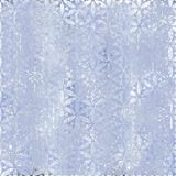 冷漠背景蓝色的冰 免版税库存图片