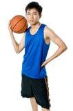 冷静篮球 库存照片