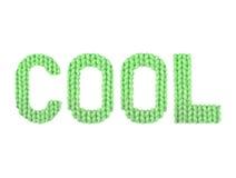 冷静 颜色绿色 免版税库存照片