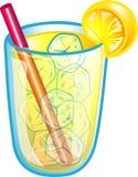 冷饮柠檬水 免版税图库摄影