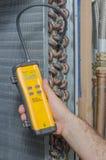冷却液漏水检测 免版税库存图片