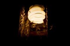 冷却的灯 免版税库存照片