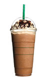 冻结的咖啡frapuccino 免版税库存照片