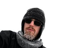 冻结 免版税图库摄影