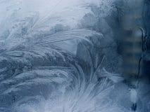 冻结glass2视窗 库存照片