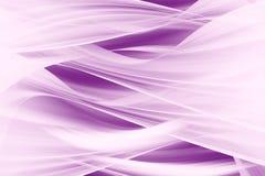 冻胀紫色 免版税图库摄影