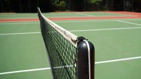 净网球 免版税库存照片