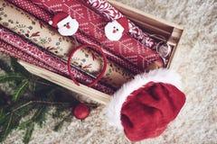 准备好的圣诞节 库存图片