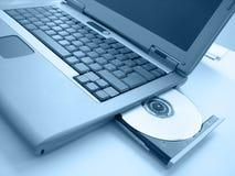 准备好的笔记本 免版税库存图片