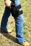 准备射击 免版税图库摄影