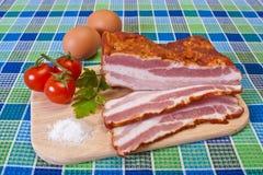 准备早餐 免版税库存照片