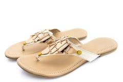 凉鞋 免版税图库摄影