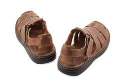 凉鞋 免版税库存照片