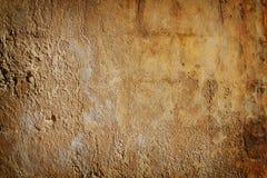 凋枯的老墙壁 免版税库存照片