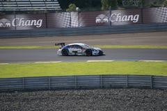 凌志GT500的Qualiflying加州队老板TOM'S的大佑伊滕忠 库存照片