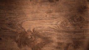 减少点燃与自然木样式的木纹理 股票录像