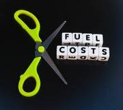 减少燃料费用 免版税库存图片