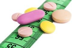减肥概念 免版税库存图片