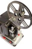 减速火箭或葡萄酒家庭电影放映机 免版税图库摄影