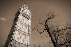 减速火箭的伦敦 库存照片