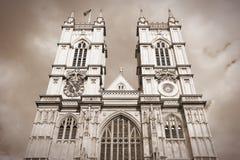 减速火箭的伦敦 免版税图库摄影