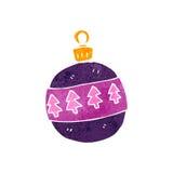 减速火箭的动画片圣诞节中看不中用的物品 库存图片