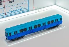 减速火箭的地铁支架 免版税图库摄影