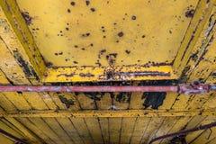 减速火箭的天花板 库存图片