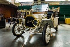 减速火箭的汽车别克模型39玩具Tonneau, 1910年 图库摄影