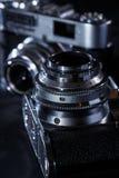 减速火箭的照相机 免版税图库摄影