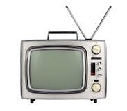 减速火箭的电视 库存图片