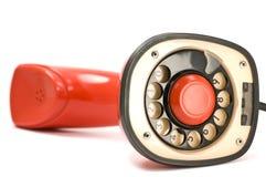 减速火箭的电话 库存照片