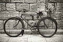 减速火箭的自行车 库存照片