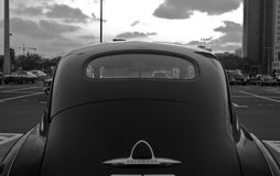 减速火箭老的汽车 图库摄影