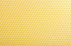 几何上比例纹理凹陷蜂蜜 免版税库存图片