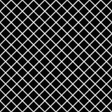 几何传染媒介黑白色样式的设计 免版税库存照片